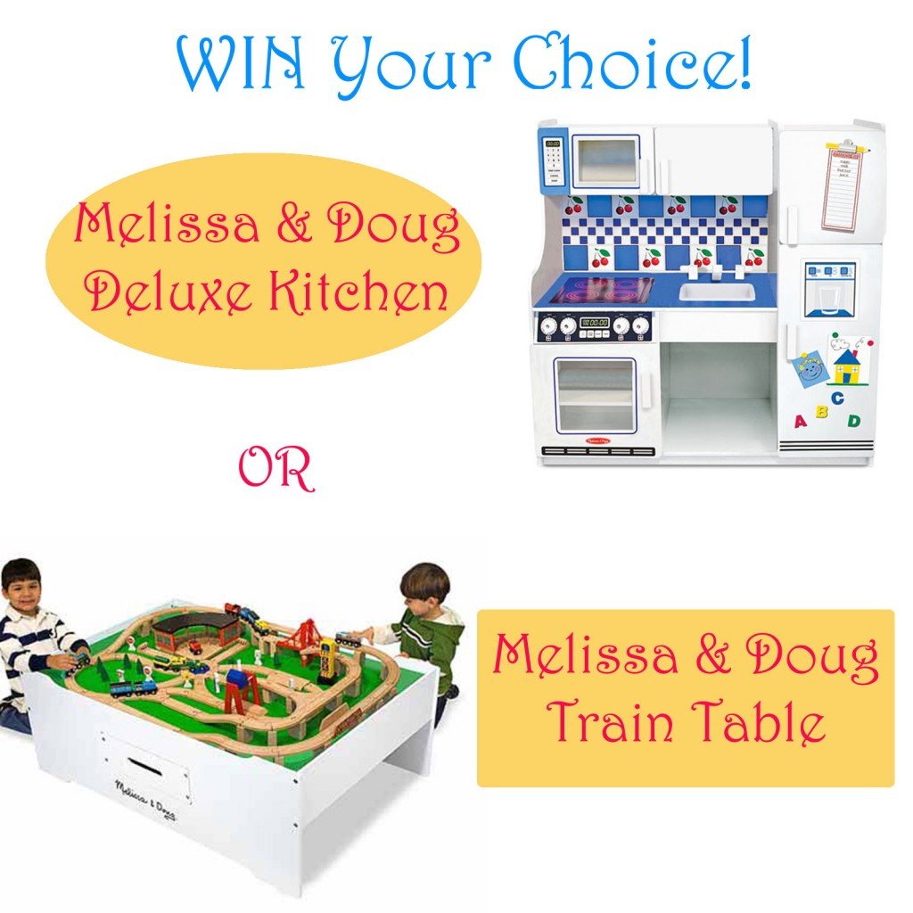 Cooking up playtime with Melissa & Doug! - Jet Setting Mom