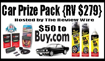 Auto lovers enter the GearHeads Giveaway!