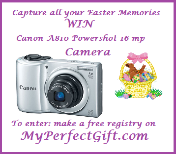 Win a Canon Powershot A810!