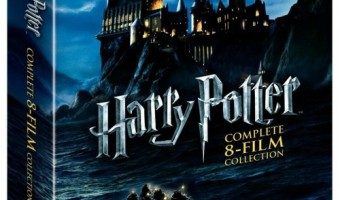 Harry Potter 8-Disc DVD Collection Giveaway!
