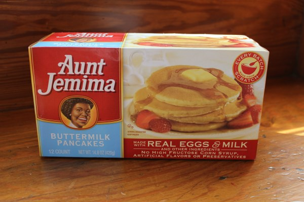 "Every Batch Made From Scratch! Aunt Jemima frozen breakfast ""Lil' Griddles"" review!"