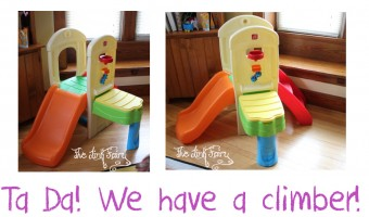 Bring Outdoor Fun Indoors with the Fun & Sun, Climber and Sandbox by Step2!