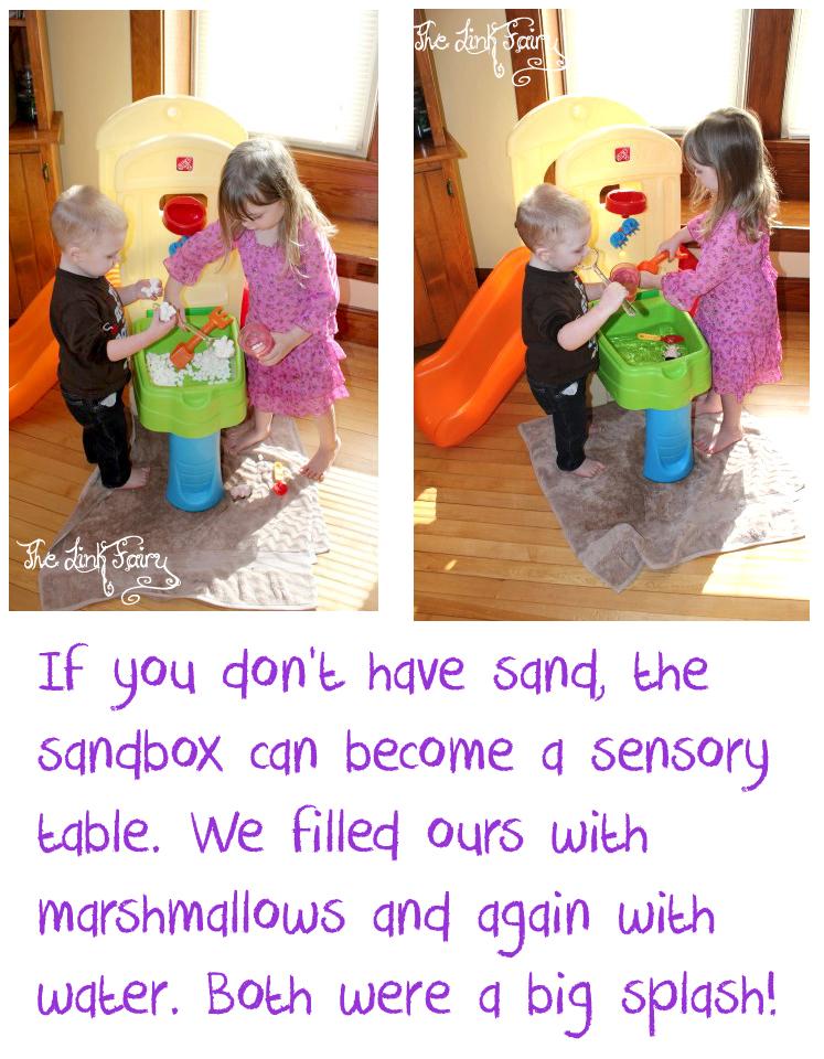 sensory final