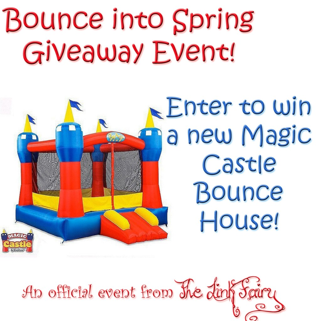 Awe Inspiring Bounce Into Spring Giveaway Win A Magic Castle Bounce Download Free Architecture Designs Scobabritishbridgeorg