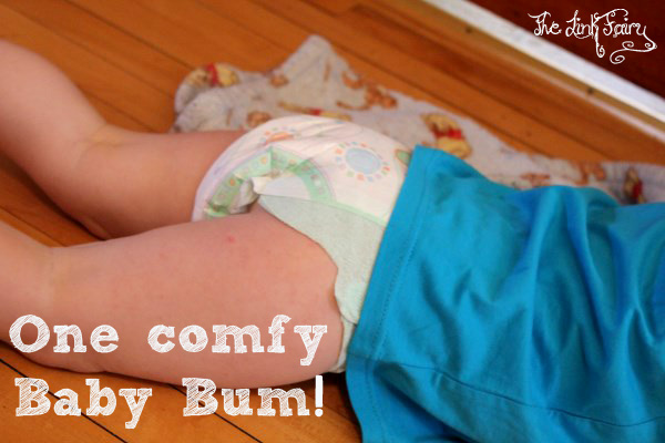 Turn Diapering Into Dressing With Huggies Little Movers Slip-Ons ...
