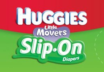 Turn Diapering Into Dressing With Huggies Little Movers Slip-Ons! #FirstFit
