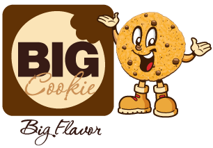 Big Cookies Have Big Taste!