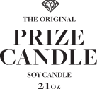 What's better than candles and jewelry? Prize Candle – The perfect gift!