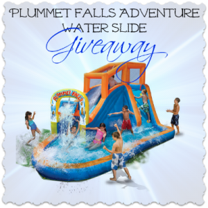 Win a Plummet Falls Adventure Water Slide!