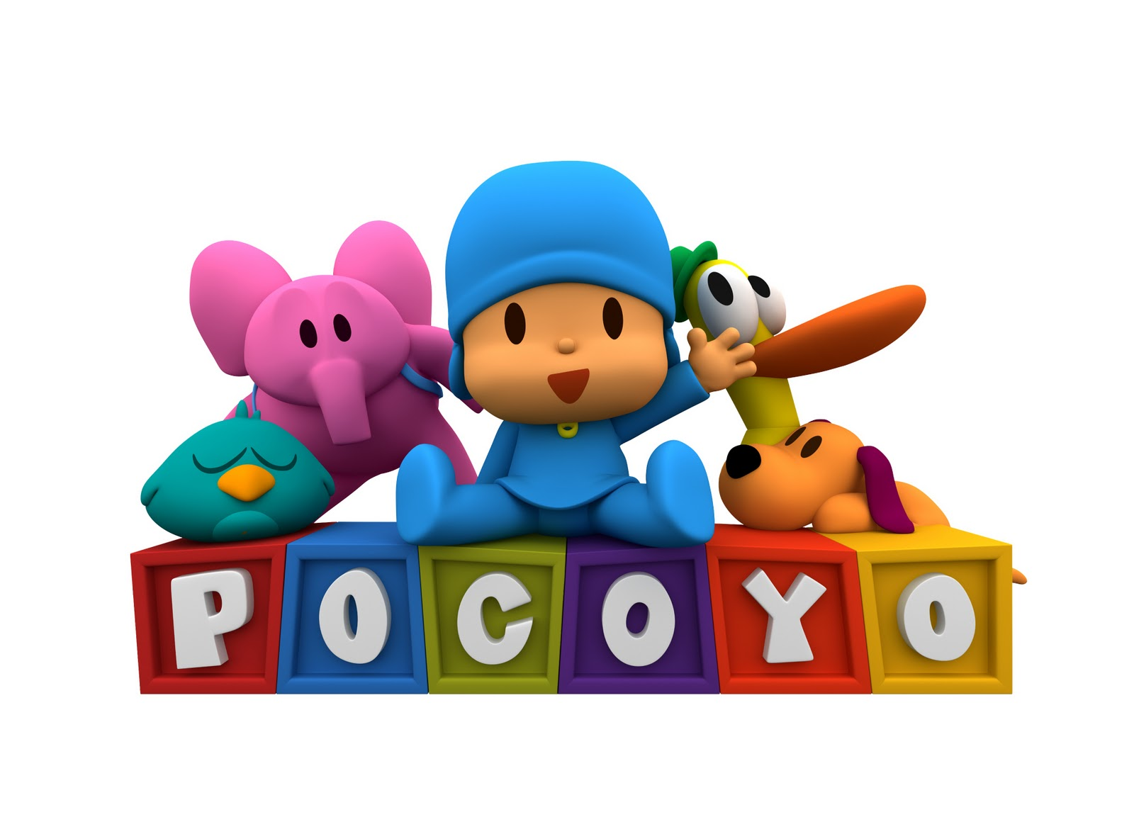Make Preschool Learning Fun With the new Pocoyo's World DVD from NCircle Entertainment!