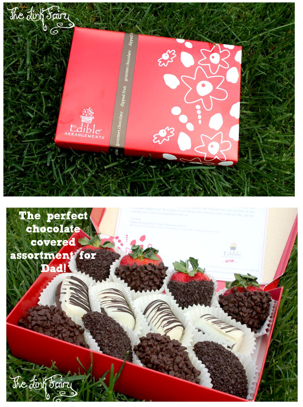 Sweeten Father's Day with freshly picked gifts from Edible Arrangements!