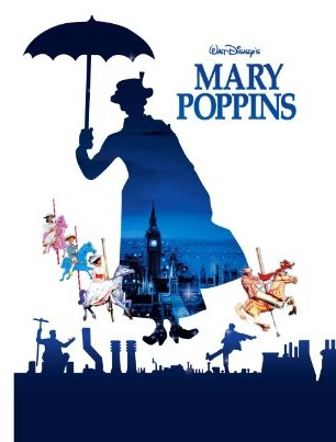 50th anniversary of mary poppins