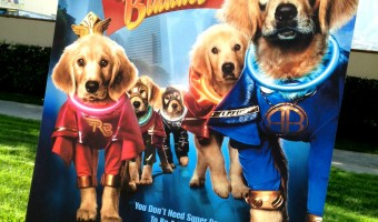 I'm Hanging with a Super Buddy + Disney's Super Buddies DVD Review! #SuperBuddies #Disney