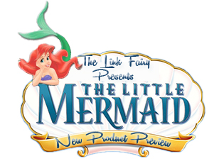 Become part of Ariel's world – Exclusive Little Mermaid products preview! #LittleMermaidEvent #iheartariel