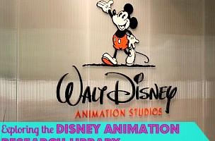 Exploring the Disney Animation Research Library