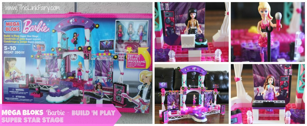 barbie stage