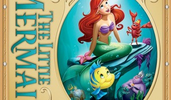 Splash down with Disney's The Little Mermaid Diamond Edition Blu-Ray! #disney #littlemermaidevent