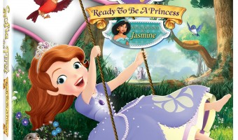 Attend a royal event with the new Sofia the First, Ready To Be A Princess DVD & Giveaway! #DisneyJunior