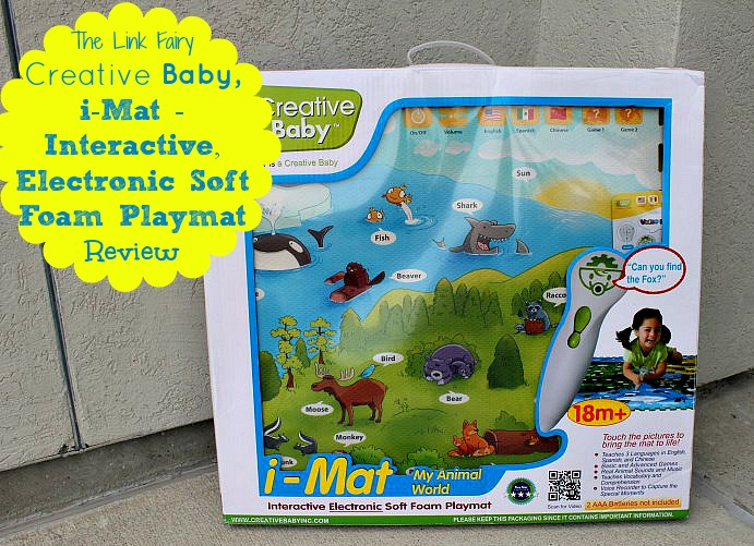 Creative Baby I Mat My Animal World Set Review