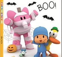 Have a spooky time with the new Pocoyo BOO! DVD!