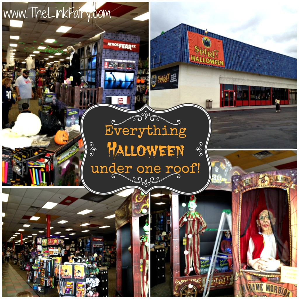 Spirit Halloween Store Review