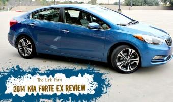 Where technology meets the road -The 2014 Kia Forte EX! #DriveKia #KiaForte