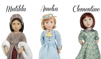 Step back in time with A Girl For All Time dolls and accessories!