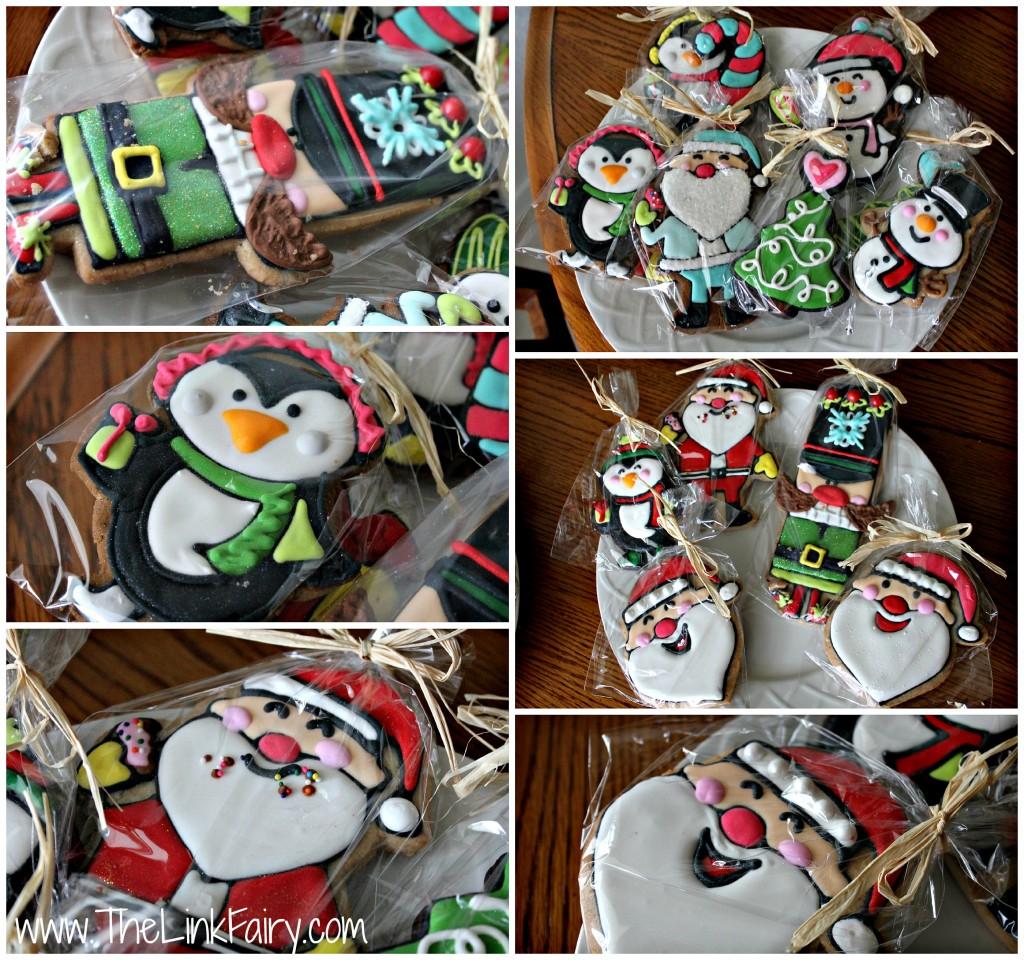 Bake Or Eat Sweets Custom Cookies Review