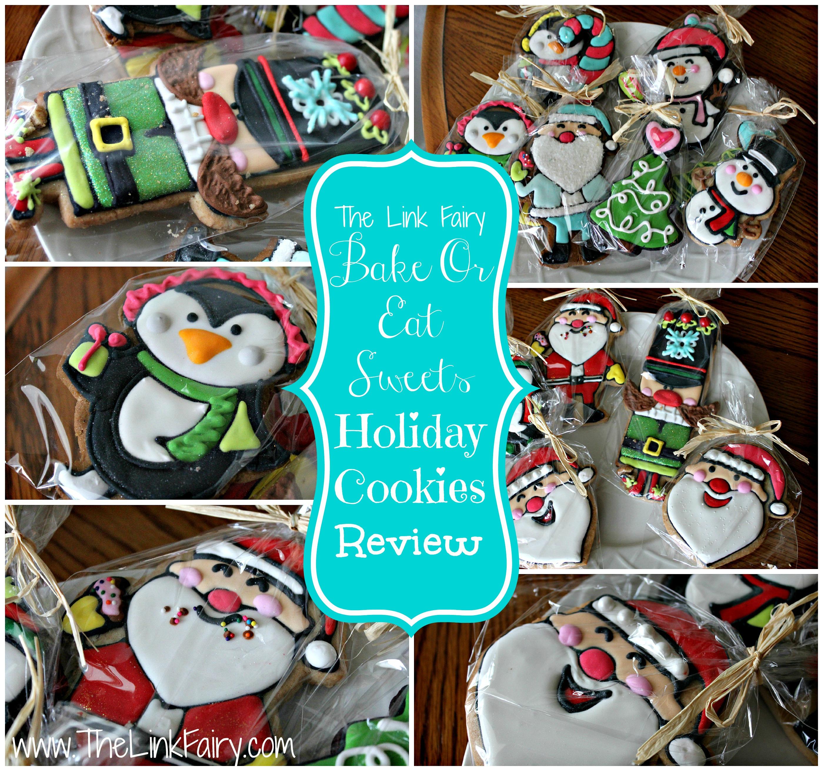 Bake Or Eat Sweets Custom Christmas Cookies 2 Jet Setting Mom