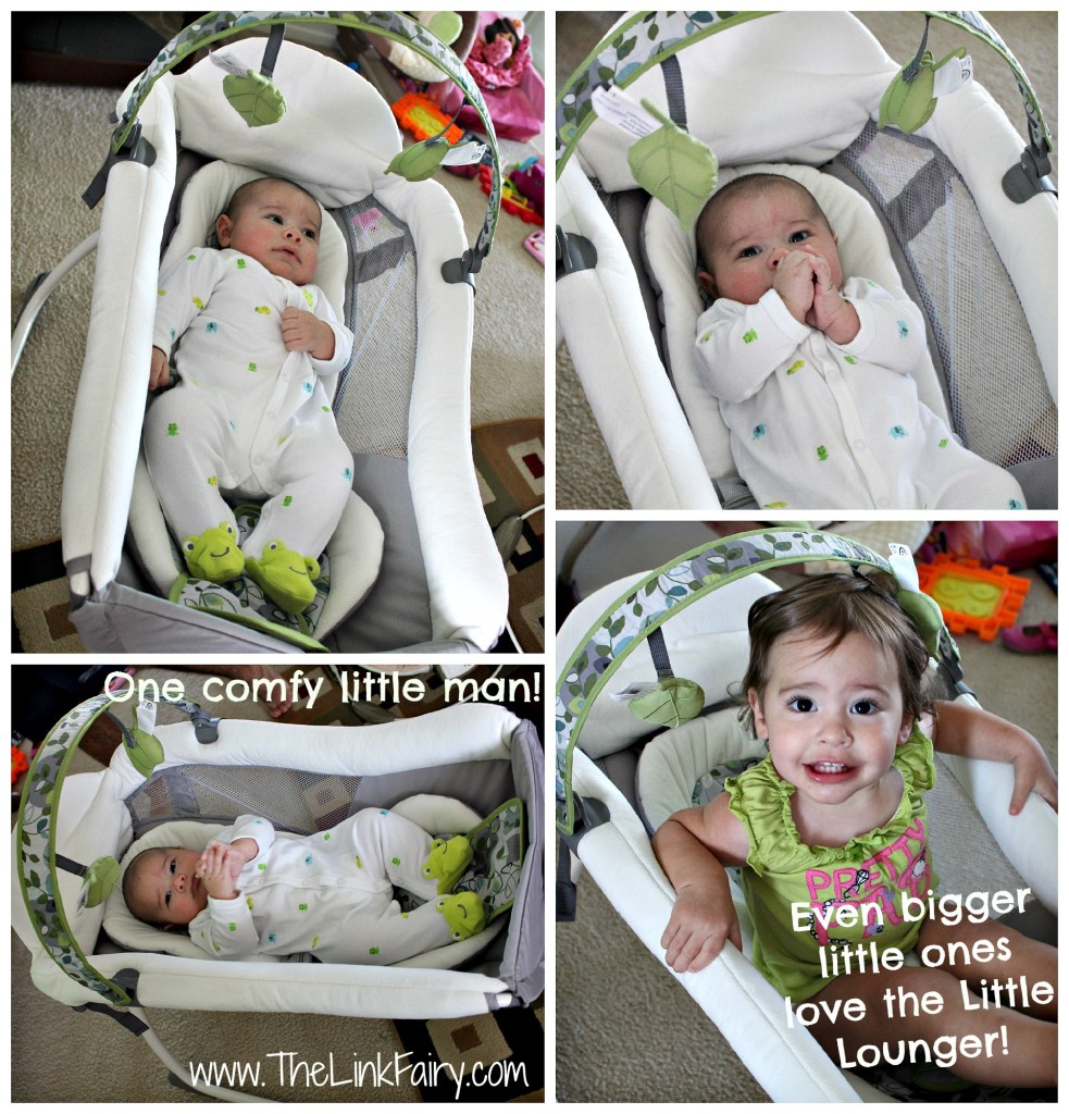 Graco Little Lounger Review 2