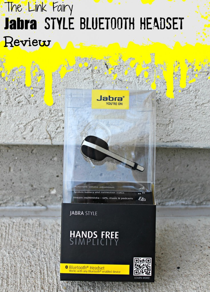 Jabra Style Bluetooth Headset Review