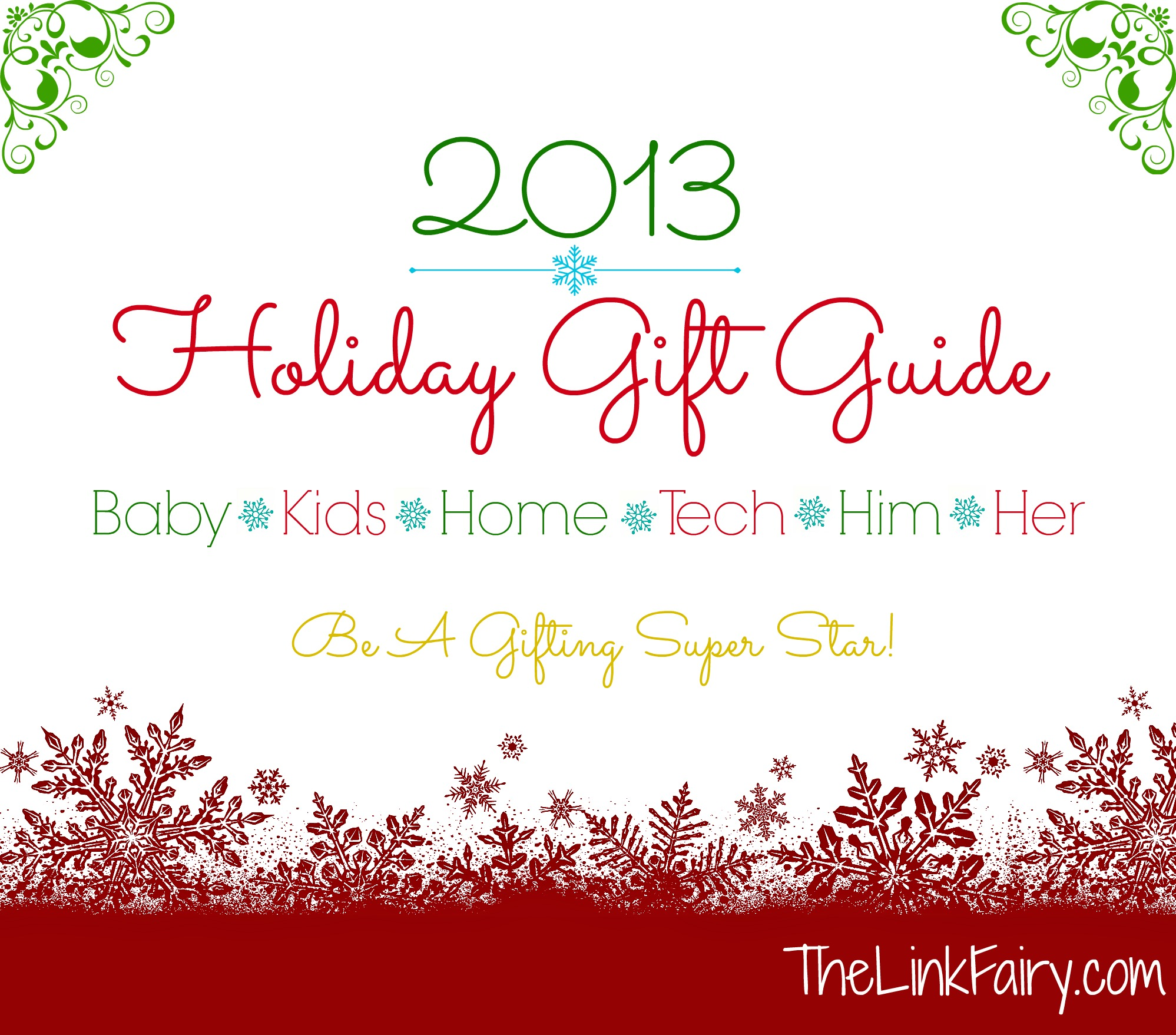 Link Fairy 2013 Holiday Gift Guide