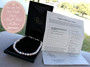 My Pacific Pearls Pastel Pearl Necklace Review