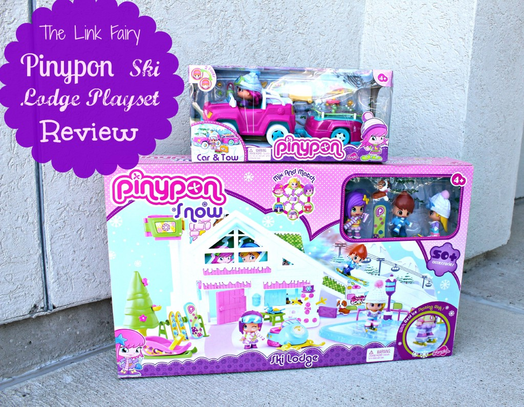 Pinypon Ski Lodge Playset Review