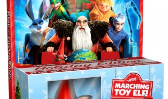 Save the world this holiday with DreamWorks Animation's Rise Of The Guardians!