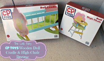 Dress up the doll nursery with the My Doll Furniture Set from CP toys!