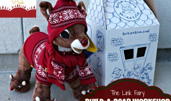 Have a beary merry holiday with new 2013 Build-A-Bear Workshop Christmas Classics!