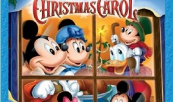 Deck the halls with Disney's Mickey's Christmas Carol 30th Anniversay Blu-ray Combo Pack! #Disney