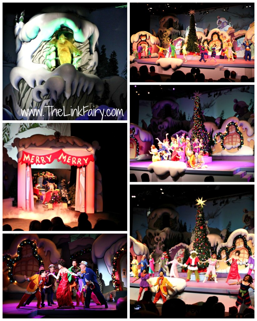 Grinchmas at Islands Of Adventure in Orlando, FL