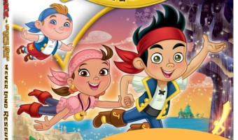 Jake and the Never Land Pirates DVD Giveaway!