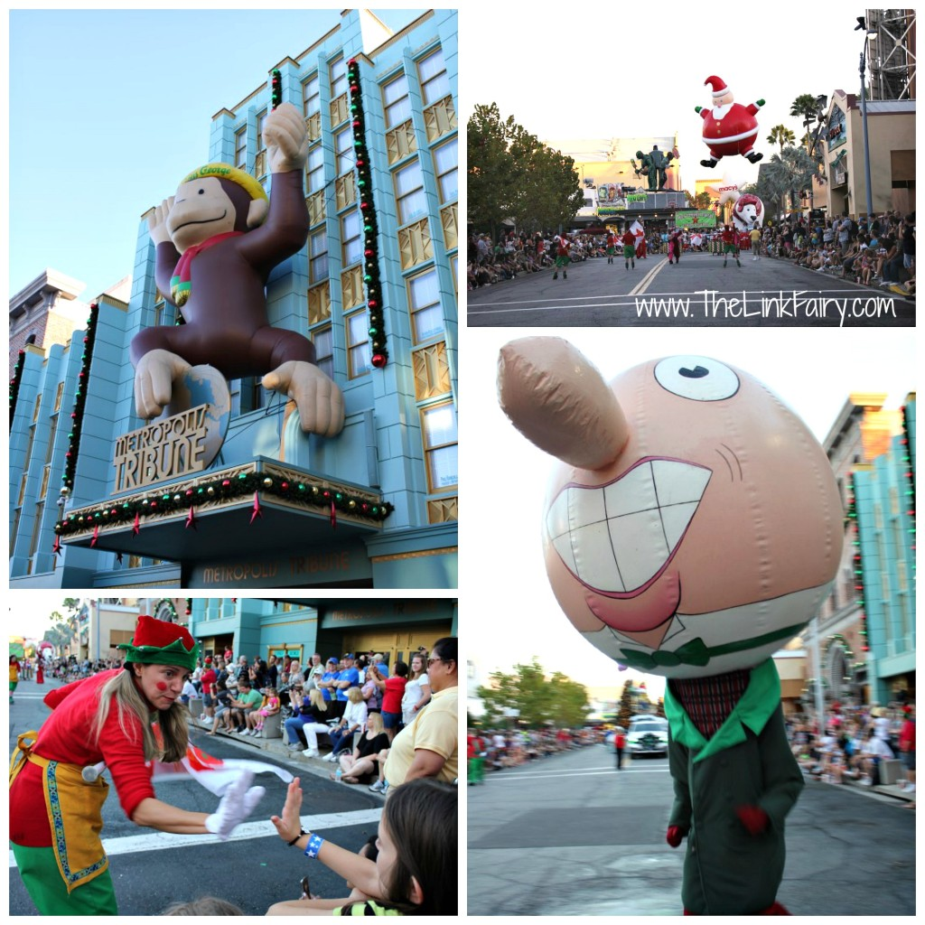 Macy's Holiday Parade at Universal Studios FL