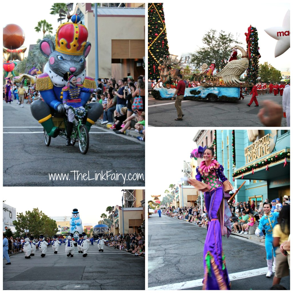 Macy's Holiday Parade at Universal Studios FL 3