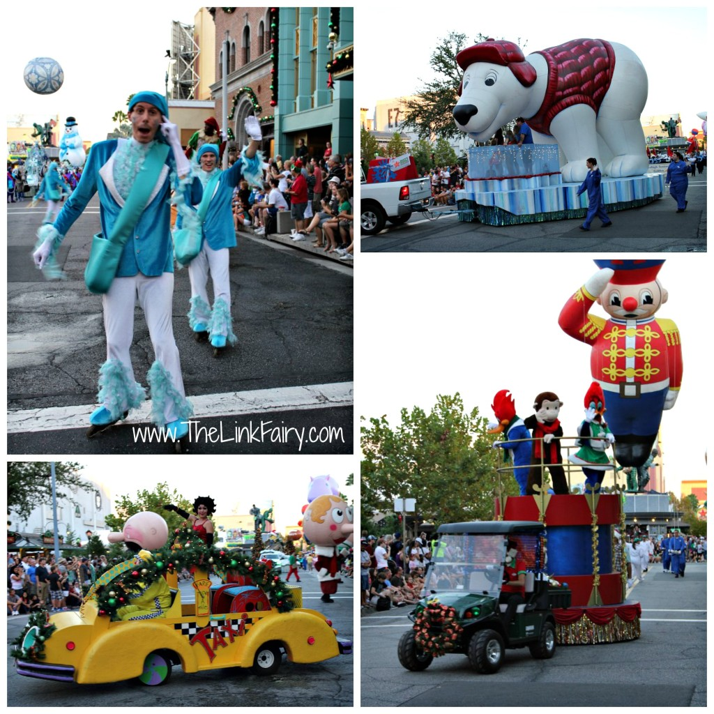 Macy's Holiday Parade at Universal Studios Fl 2
