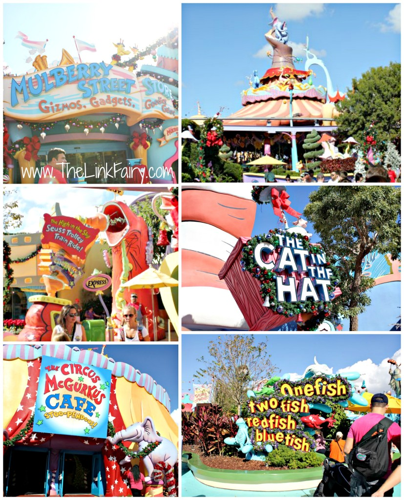 Seuss Landing at Universal Studios FL