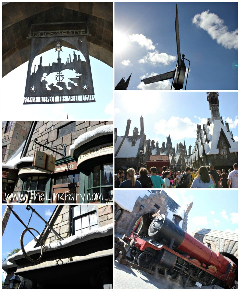 The Wizarding World Of Harry Potter at Universal Studios FL