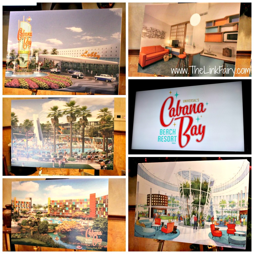 Universal Studios New Cabana Bay Beach Resort