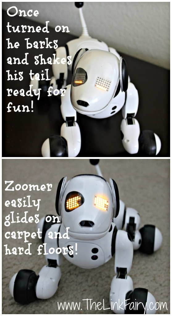 Zoomer Robotic Dog Review 2