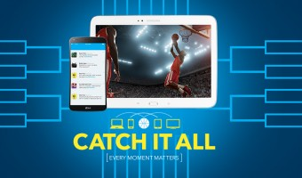 Get ready to #CatchItAll with Best Buy for NCAA March Madness!