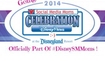 I'm headed to the 2014 Disney Social Media Moms Conference! #DisneySMMoms