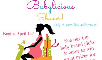 We're expecting and celebrating through August with the Ultimate Online Babylicious Shower!